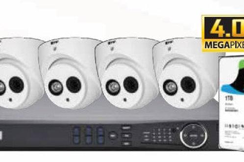 VIP Vision Kit - 4x 4-megapixel