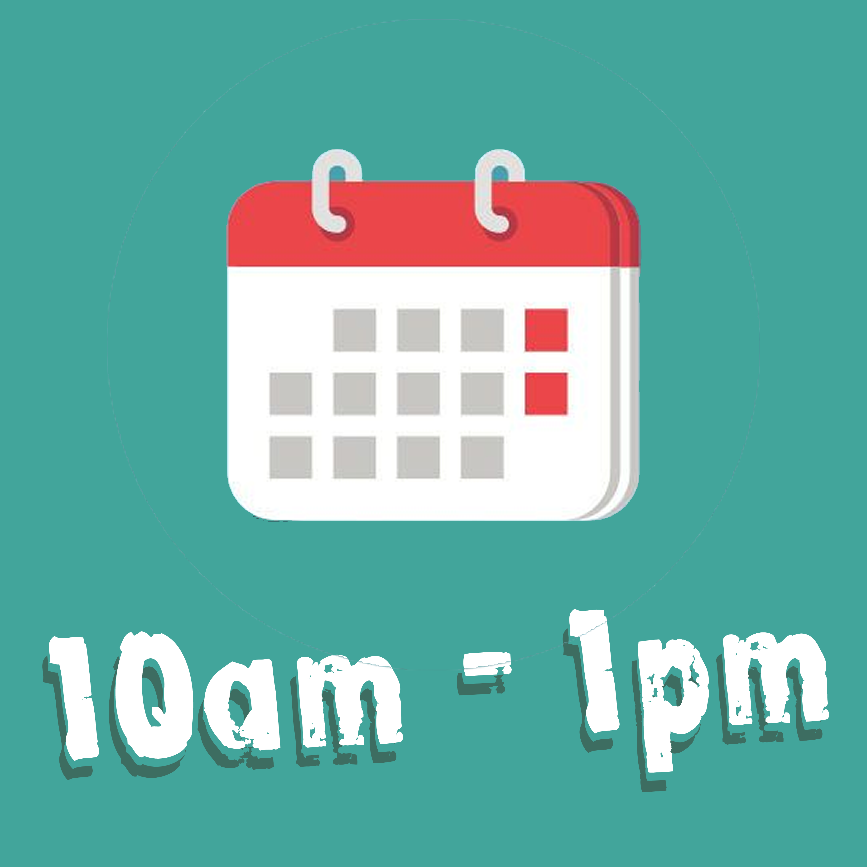 Morning 10am - 1pm (Weekends / Holidays)