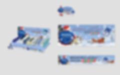 簧十廣告_廣告設計_印刷製作_NIVEA_妮維雅_POSM_通路美學_通路陳列