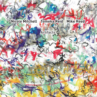 Artifacts, by Nicole Mitchell, Tomeka Reid, and Mike Reed