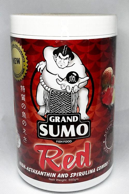 Grand Sumo Red Fish Food