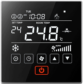 Tranzheat Touch Screen Control Panel