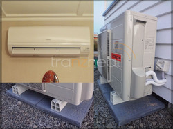 Install - Hitachi Wall-Base Boards