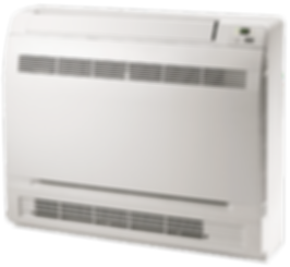 Shop for New Gree Floor Console Heat Pump Air Conditioner NZ with built-in WiFi, GWH18AA