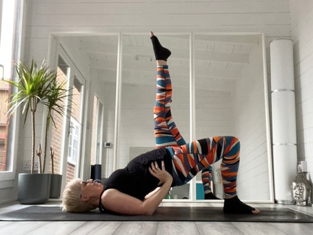 Pilates returns to That Yoga PLace in September