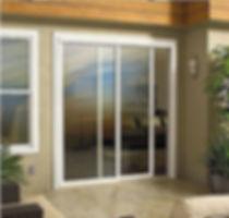 Typical Sliding Glass Door