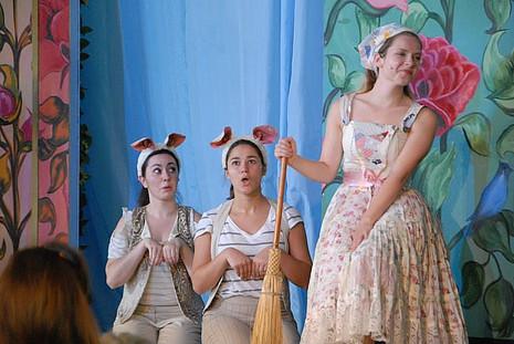 Cinderella: A Fairy's Tale (2015)