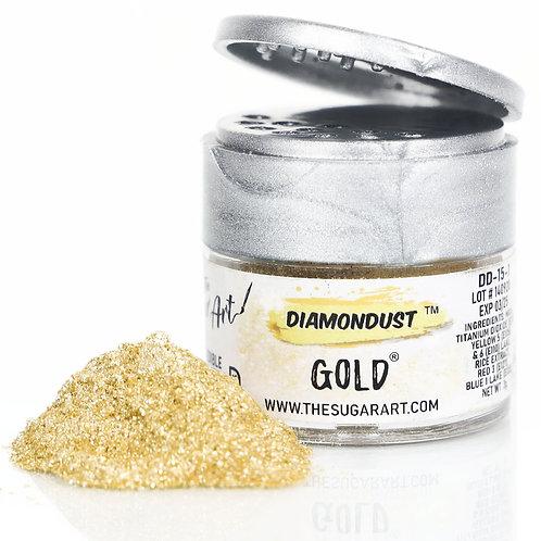 The Sugar Art Diamond Dust Gold 3grams