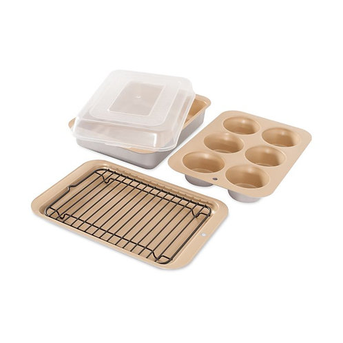 5-Piece Grilling and Baking Set