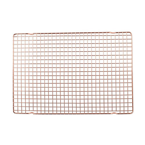Large Copper Cooling and Serving Grid