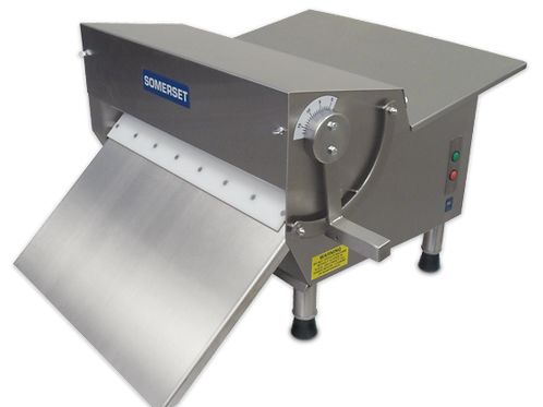 The Somerset CDR-300 Dough and Fondant Sheeter