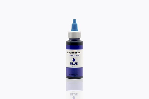 Chefmaster Candy Color Blue 2 oz / dozen