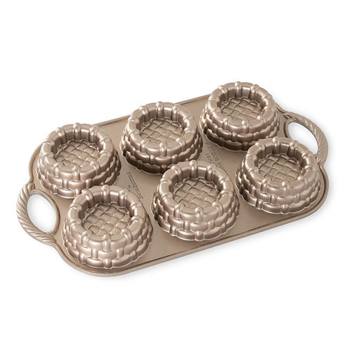 Shortcake Baskets Pan
