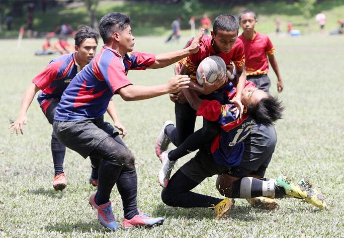Rugby finals tomorrow