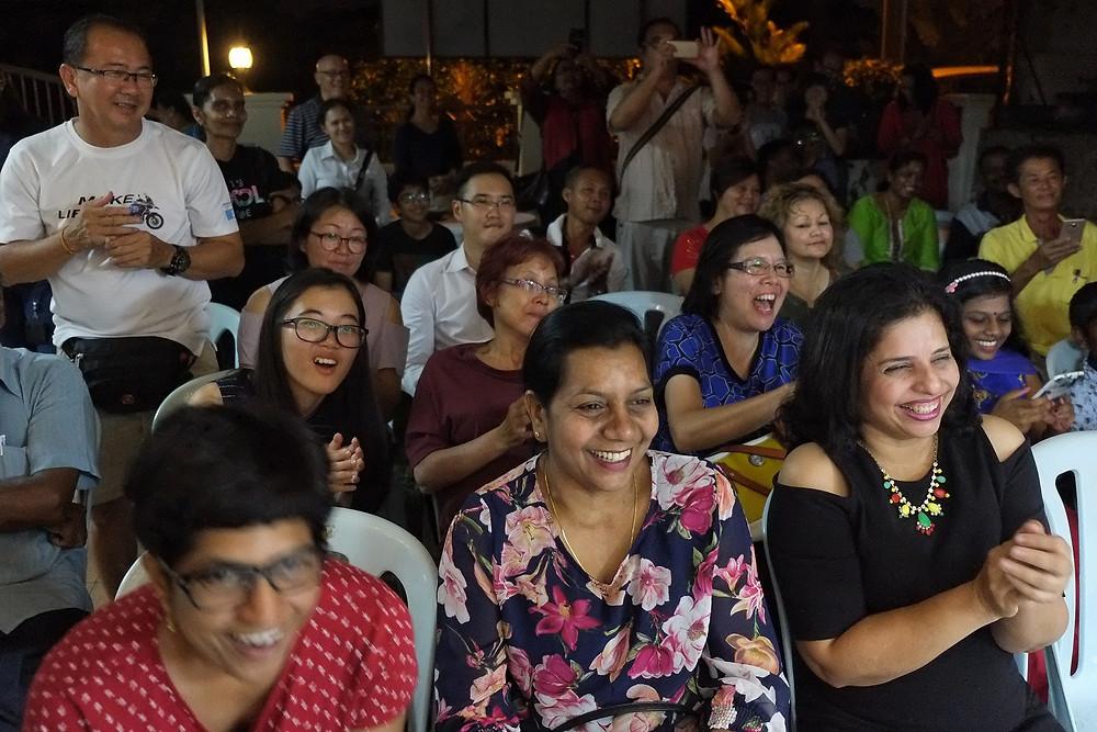 serembanonline photograph of Touch Community Concert