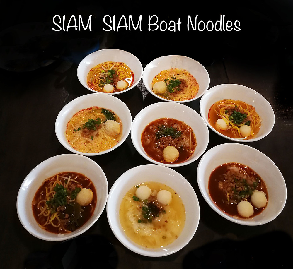 serembanonline photograph of siam siam boat noodles in Gateway Seremban by Nic Falconer  nicaliss