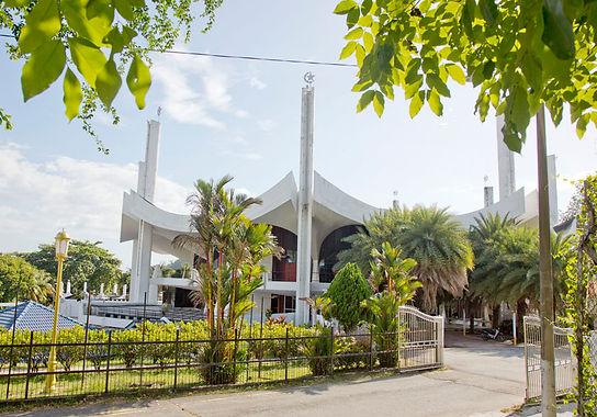 Negeri Sembilan State Mosque, Seremban, Malaysia