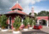Oldest Mosque, Mesjid Jamek in Seremban, Malaysia