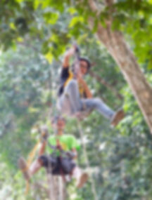 Take an adventure in Negeri Sembilan by tree climbing in N9. Serembanonline story and picture by nicaliss, a photographer in Seremban also known as Nic Falconer