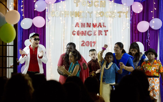 Touching Annual Concert