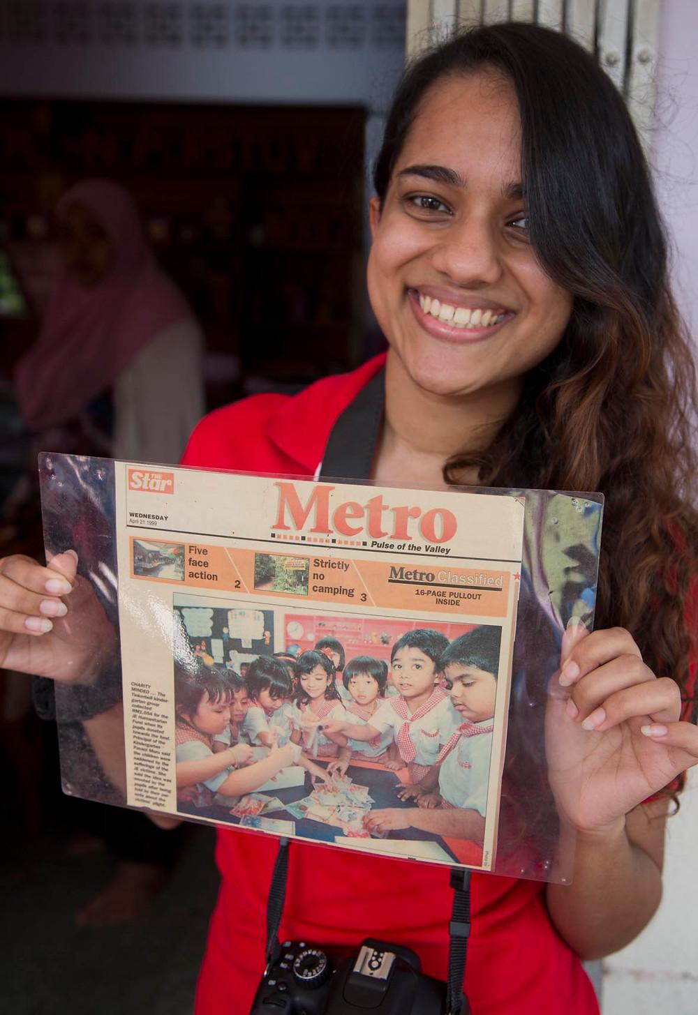 serembanonline picture of Naveena's sister Ms. Ashveena by photographer Nic Falconer nicaliss