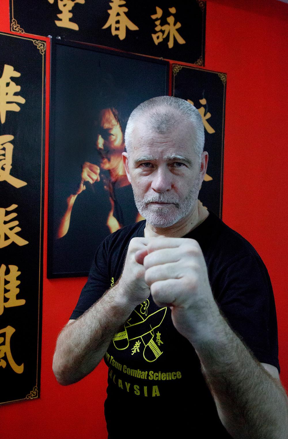 David Peterson Nic Falconer Seremban photographer Wing Chun
