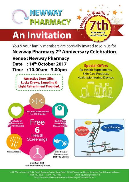 serembanonline contributed graphic of Newway pharmacy