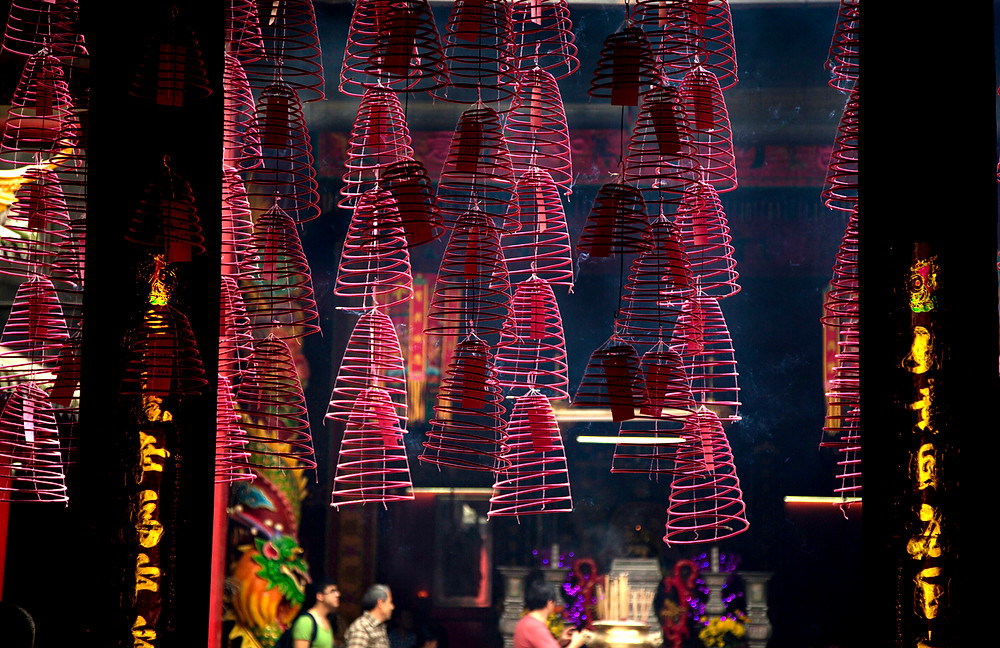 serembanonline photograph of a chinese temple by nicaliss Nic Falconer photographer Chinese New Year