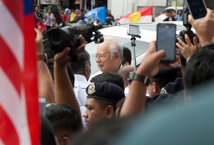 PM Najib comes to Seremban