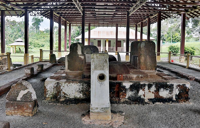 Pengkalan Kempas historical complex where the worlds first lie detector is located.