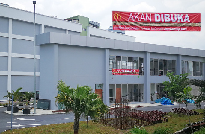 Macca's to open at Centerpoint Seremban