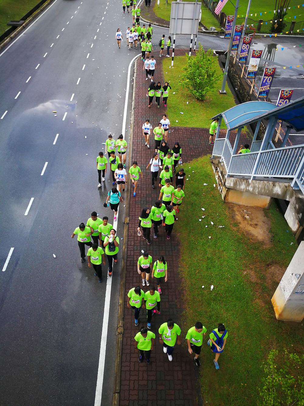 serembanonline photograph of the Seremban  Half Marathon 2017 taken by photographer Nic Falconer nicaliss