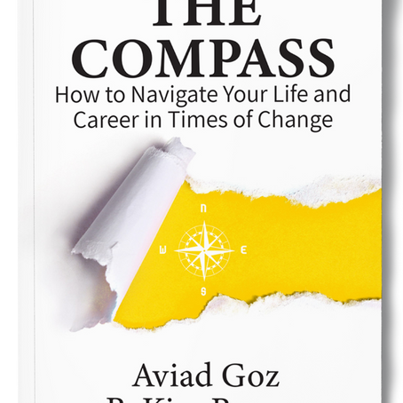 The Compass - How to find the right career and be your authentic self