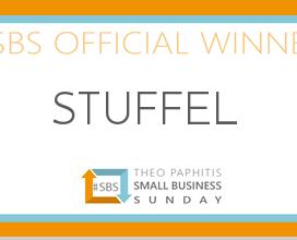 Theo Paphitis picks Stuffel!