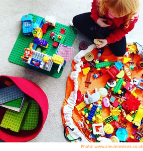 Stuffel Bags with Duplo