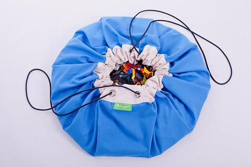 Blue Lego Storage Bag Macaw
