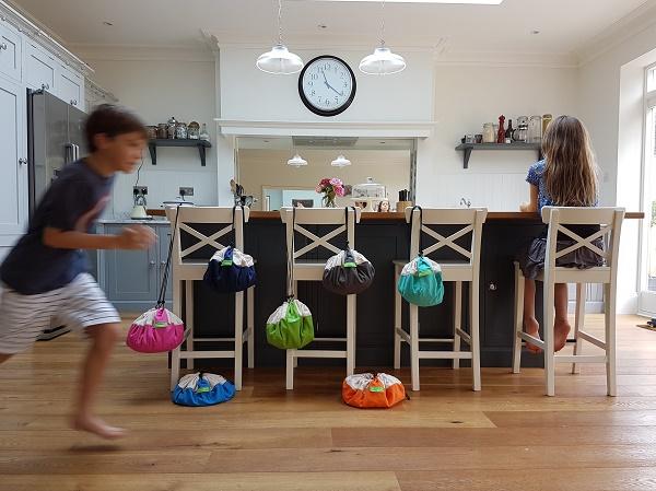 Stuffel Toy Storage Bags