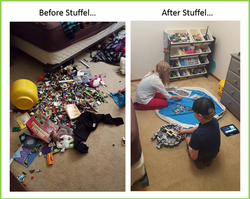 Pre-and Post Stuffel