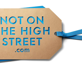 Seek us out on 'Not on the High Street'
