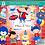 Thumbnail: Cliparts Trupe - Alegria de Circo