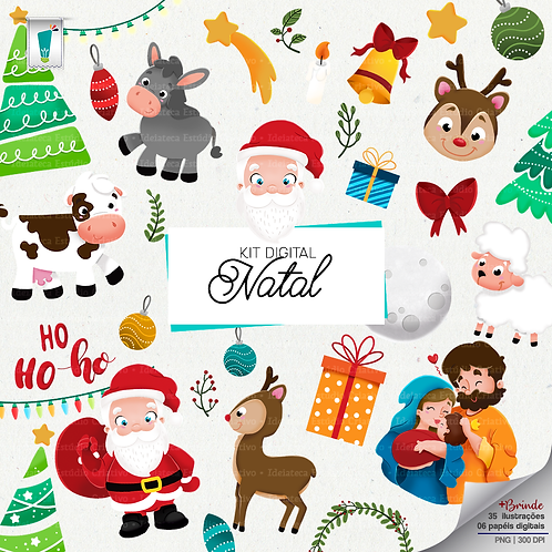 Kit Digital Natal