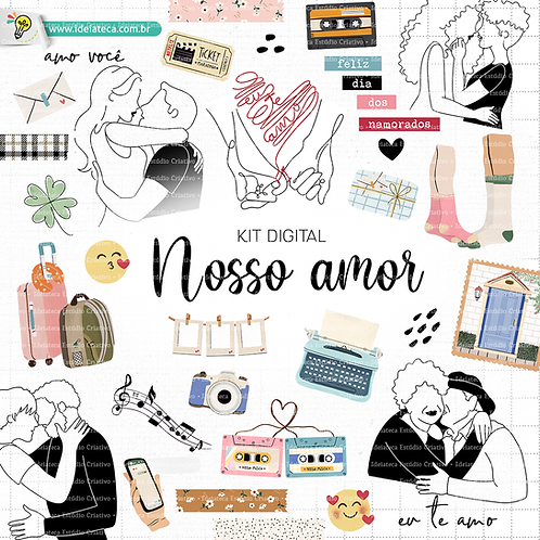 Kit Digital Nosso amor