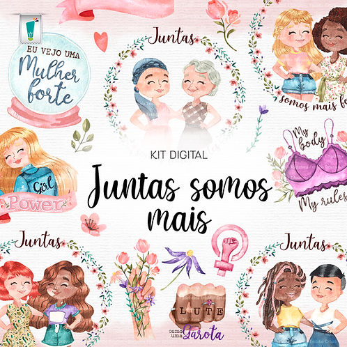 Kit Digital - Juntas somos mais