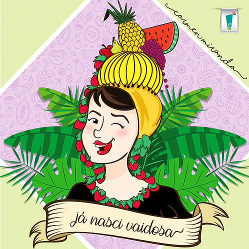 Dia Internacional da Mulher -Carmen Miranda