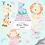 Thumbnail: Cliparts Animais - Doce Circo