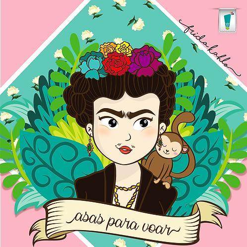 Dia Internacional da Mulher - Frida Kahlo