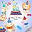 Thumbnail: Cliparts Animais - Alegria de Circo