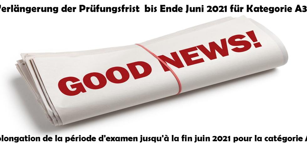 DRIVEMOTION Fahrschule Biel / Bienne Good News