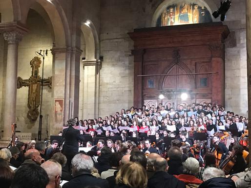 """Poliniani al concerto del Conservatorio """"E. F. Dall'Abaco"""" di Verona"""