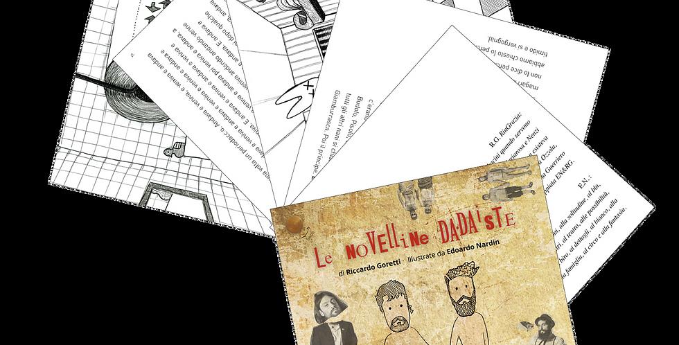 Le novelline dadaiste - 3a edizione (QUART Screen)